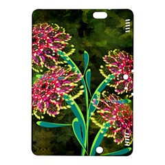 Flowers Abstract Decoration Kindle Fire Hdx 8 9  Hardshell Case