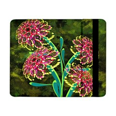 Flowers Abstract Decoration Samsung Galaxy Tab Pro 8.4  Flip Case