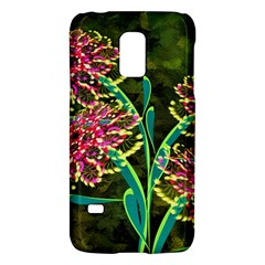 Flowers Abstract Decoration Galaxy S5 Mini