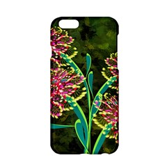Flowers Abstract Decoration Apple Iphone 6/6s Hardshell Case