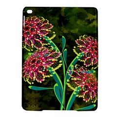 Flowers Abstract Decoration Ipad Air 2 Hardshell Cases
