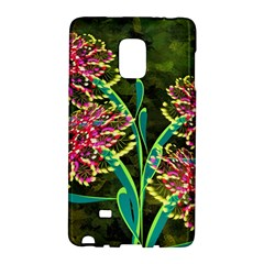 Flowers Abstract Decoration Galaxy Note Edge