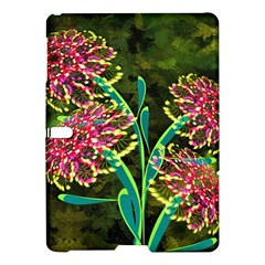 Flowers Abstract Decoration Samsung Galaxy Tab S (10 5 ) Hardshell Case