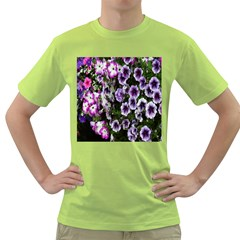 Flowers Blossom Bloom Plant Nature Green T-Shirt