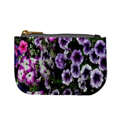 Flowers Blossom Bloom Plant Nature Mini Coin Purses