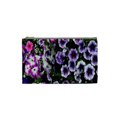 Flowers Blossom Bloom Plant Nature Cosmetic Bag (small)