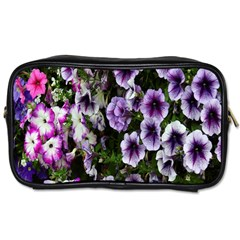 Flowers Blossom Bloom Plant Nature Toiletries Bags