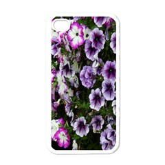 Flowers Blossom Bloom Plant Nature Apple iPhone 4 Case (White)