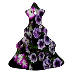 Flowers Blossom Bloom Plant Nature Christmas Tree Ornament (two Sides)