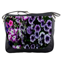 Flowers Blossom Bloom Plant Nature Messenger Bags