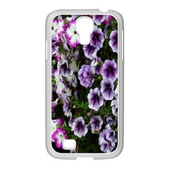 Flowers Blossom Bloom Plant Nature Samsung Galaxy S4 I9500/ I9505 Case (white)