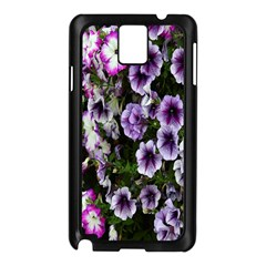 Flowers Blossom Bloom Plant Nature Samsung Galaxy Note 3 N9005 Case (black)