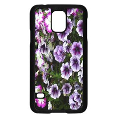 Flowers Blossom Bloom Plant Nature Samsung Galaxy S5 Case (black)