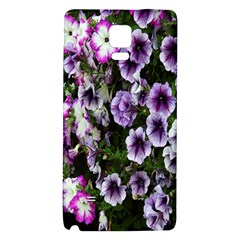 Flowers Blossom Bloom Plant Nature Galaxy Note 4 Back Case