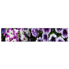 Flowers Blossom Bloom Plant Nature Flano Scarf (Small)