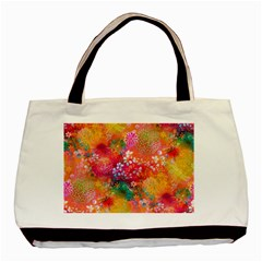 Here In Heaven Basic Tote Bag (two Sides)