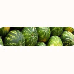 Food Summer Pattern Green Watermelon Large Bar Mats