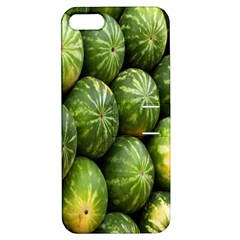 Food Summer Pattern Green Watermelon Apple Iphone 5 Hardshell Case With Stand