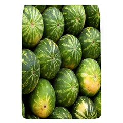 Food Summer Pattern Green Watermelon Flap Covers (S)