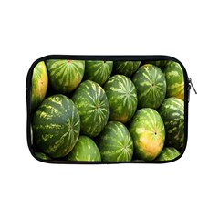 Food Summer Pattern Green Watermelon Apple Ipad Mini Zipper Cases