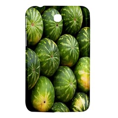 Food Summer Pattern Green Watermelon Samsung Galaxy Tab 3 (7 ) P3200 Hardshell Case
