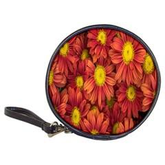 Flowers Nature Plants Autumn Affix Classic 20-CD Wallets