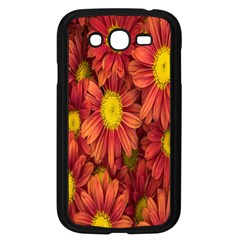 Flowers Nature Plants Autumn Affix Samsung Galaxy Grand DUOS I9082 Case (Black)