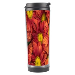 Flowers Nature Plants Autumn Affix Travel Tumbler