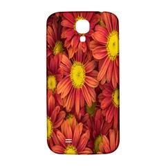 Flowers Nature Plants Autumn Affix Samsung Galaxy S4 I9500/i9505  Hardshell Back Case