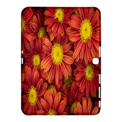 Flowers Nature Plants Autumn Affix Samsung Galaxy Tab 4 (10 1 ) Hardshell Case