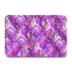 Flowers Abstract Digital Art Plate Mats