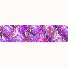 Flowers Abstract Digital Art Large Bar Mats