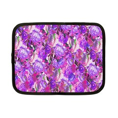 Flowers Abstract Digital Art Netbook Case (Small)