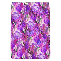 Flowers Abstract Digital Art Flap Covers (L)