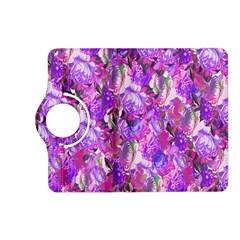 Flowers Abstract Digital Art Kindle Fire HD (2013) Flip 360 Case