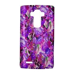 Flowers Abstract Digital Art LG G4 Hardshell Case