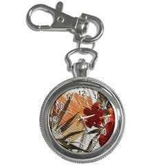 Fall Colors Key Chain Watches
