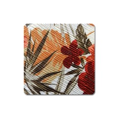 Fall Colors Square Magnet