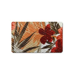 Fall Colors Magnet (Name Card)