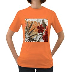 Fall Colors Women s Dark T-Shirt