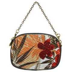 Fall Colors Chain Purses (two Sides)