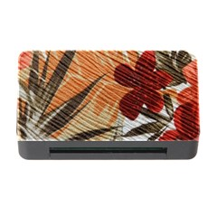 Fall Colors Memory Card Reader with CF