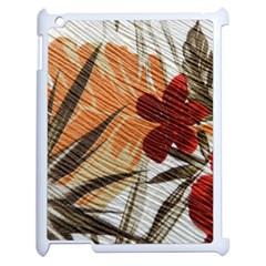 Fall Colors Apple iPad 2 Case (White)