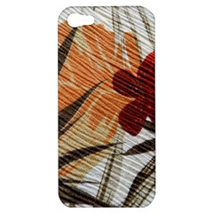 Fall Colors Apple Iphone 5 Hardshell Case