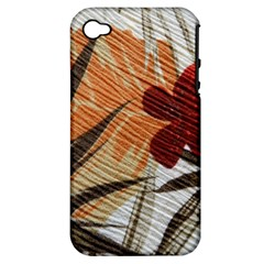 Fall Colors Apple iPhone 4/4S Hardshell Case (PC+Silicone)