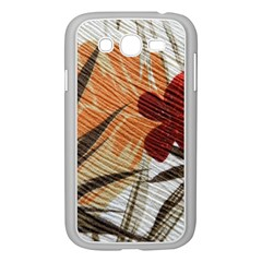 Fall Colors Samsung Galaxy Grand DUOS I9082 Case (White)