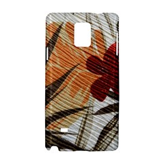Fall Colors Samsung Galaxy Note 4 Hardshell Case
