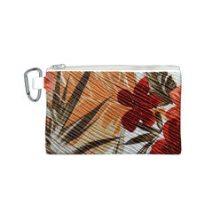 Fall Colors Canvas Cosmetic Bag (s)