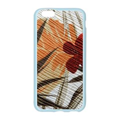 Fall Colors Apple Seamless iPhone 6/6S Case (Color)