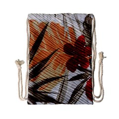 Fall Colors Drawstring Bag (Small)